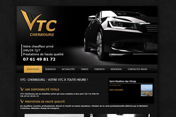 VTC Cherbourg<br /><h5>Voiture avec chauffeur privé</h5>