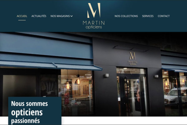Martin Opticiens