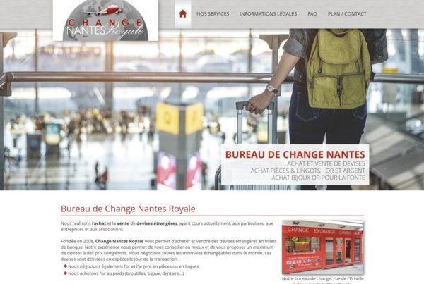 change nantes royale