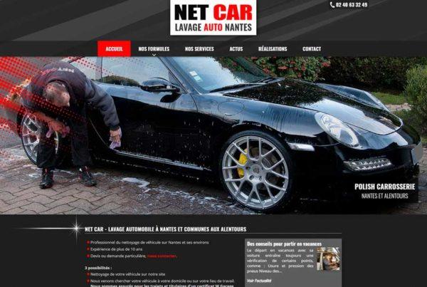 Net Car lavage auto Nantes