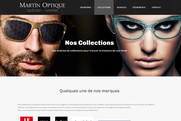 Martin Optique - Opticien Lunetier